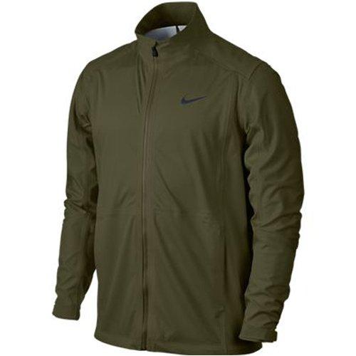 Read About Nike HyperAdapt Strom-FIT Golf Jacket 2015 Cargo Khaki Medium