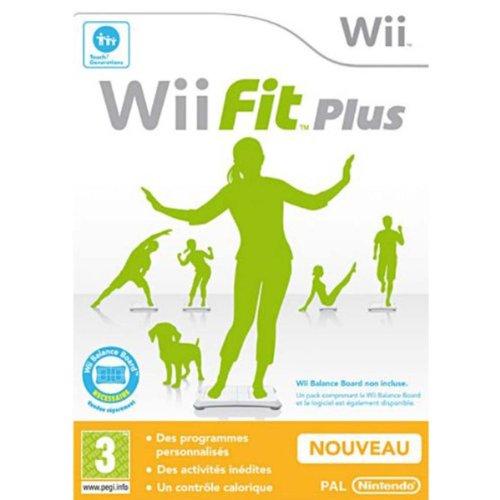mächtig Wii Fit Plus (Spiel)