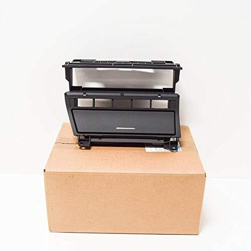 BMW E46 Funktionsträger - Ausführung: Einzeltaster ohne Raucherpaket - Verlagerung von Klimabedienteil bzw. Heizungsbedienteil für 2DIN / Doppel DIN Umbau - Original BMW Ersatzteil