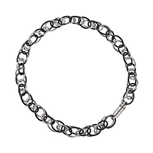 Acciaio catena di oliva Design grave 45 cm K149, 45