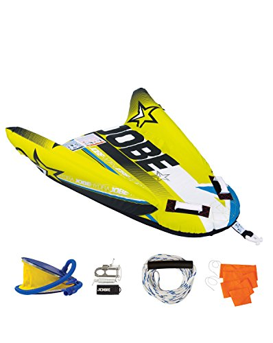 Jobe Towables Hydra Package 1P, Yellow, One Size, 238815001PCS