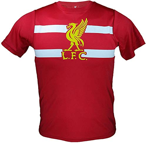 Icon Sports Youth Liverpool Official Poly Soccer Jersey -Y002R YS