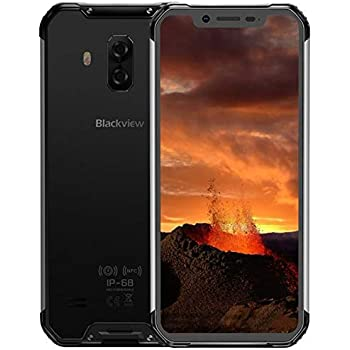 Blackview BV9600E【2020】 4G Smartphone Libre Resistente, Helio ...