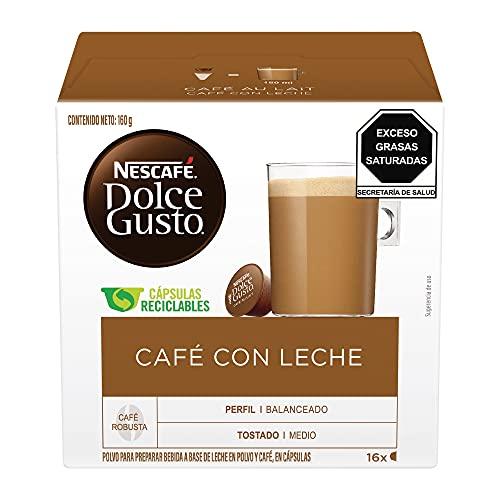 Cafe En Capsulas marca DOLCE GUSTO