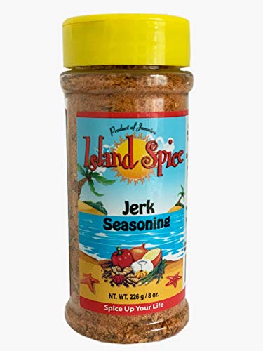 Island Spice Jerk Seasoning