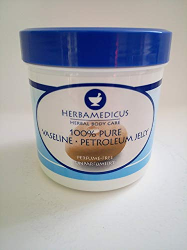 Vaselina pura, sin perfume, lote de 2 x 250 ml