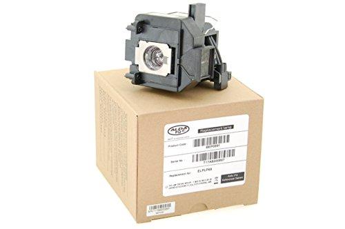 Alda PQ Reference, lampada per EPSON EH-TW7200, EH-TW8000, EH-TW8100, EH-TW8200, EH-TW8200W, EH-TW9000, EH-TW9200, EH-TW9200W, H398A, H426A, HC5010, HC5010E proiettori, lampada con modulo