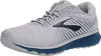 Brooks Ghost 12 Running Shoe Microchip/Grey/Poseidon 12 D  M