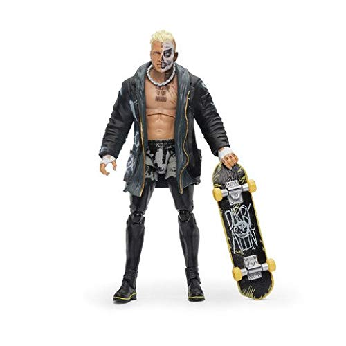 AEW All Elite Wrestling Unrivaled Collection Darby Allin - 6.5-Inch Action Figure - Series 3