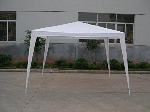BG - Gacebo 3x3 Rafia Color Blanco. PLICOSA - 800183