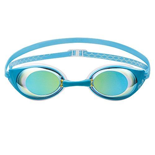 Barracuda Dr.B AQUAREVOL – Optische Schwimmbrille für Herren mit Sehstärke, 100{2aaacbb305ef1067357c0e1db5d5a7634f055602e8339c06417ba680e971bec1} UV-Schutz und Waben-Struktur, Anti-Beschlag-Beschichtung, aus hautverträglichem Kunststoff IE-94690 (-1.5)
