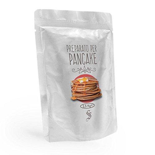 Preparato/Mix Per PanCake Dolci Da 1 KG | PRONTO-USO