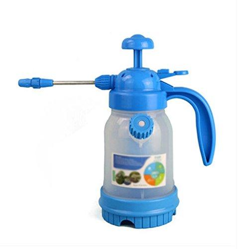 Wddwarmhome Arrosoir Bleu 1.2L Plastique Accueil Spray Bouteille Spray Bouteille Arrosage Pot Jardinage Fleur Arrosage Transparent