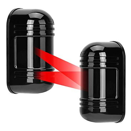 Dahszhi Dual Laser Detector Alarm Beam Sensor Indoor 300m Outdoor 60m Infrared Detector