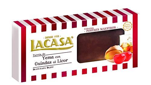 Lacasa, Turrón (Mazapán de almendras) - 8 de 250 gr. (Total 2000 gr.)