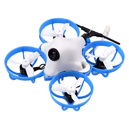 BETAFPV Meteor65 TBS Crossfire1S Brushless Whoop Drone with BT2.0 Connector F4 1S Brushless FC V2.1 22000KV 0802 Motor for Micro Tiny Whoop FPV Racing Whoop Drone Quadcopter