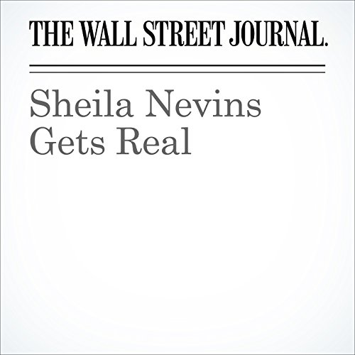 Sheila Nevins Gets Real audiobook cover art