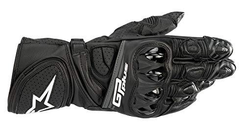 Guantes de Moto Alpinestars GP Plus R V2 Gloves Black, Black, S