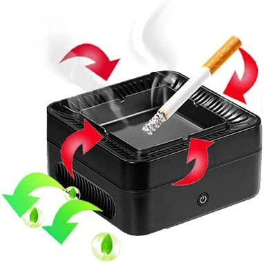 Smokeless Ashtray USB Manufacturer OFFicial Long Beach Mall shop Ash Multifunctional Rechargeable