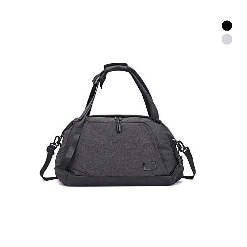LYCHYYY Fitness tas mannen multifunctionele draagbare grote capaciteit bagage tas canvas sporttas
