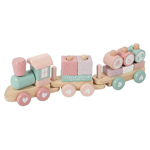 Holz-Eisenbahn - Little Dutch