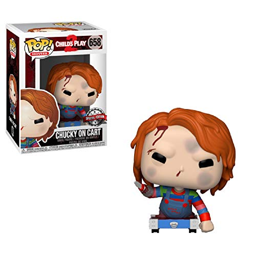Funko Child 's Play Idea Regalo, estatuas, collezionabili, Comics, Manga, Serie TV, Multicolor, 35039