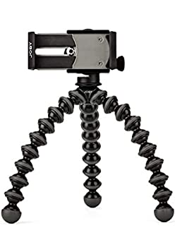 GripTight GorillaPod Stand PRO  Premium Clamping Mount and Tripod with Universal Smartphone Compatibility for iPhone SE to iPhone 8 Plus Google Pixel Samsung Galaxy S8 and More