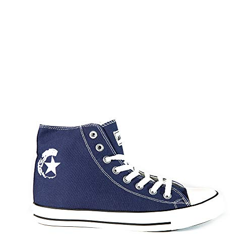 Andy-Z Frauen Canvas Sneakers Casual und Sport Style