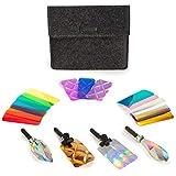 Lensbaby フィルターセット OMNI Color Expansion Pack クリスタルワンド2本/エフェクトトワンド2本セット OMNI Creative Filter System専用 870310
