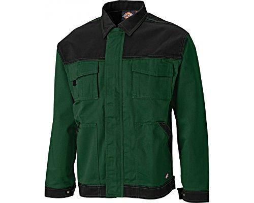 Dickies Industry300 - Chaqueta de trabajo, verde, IN30010