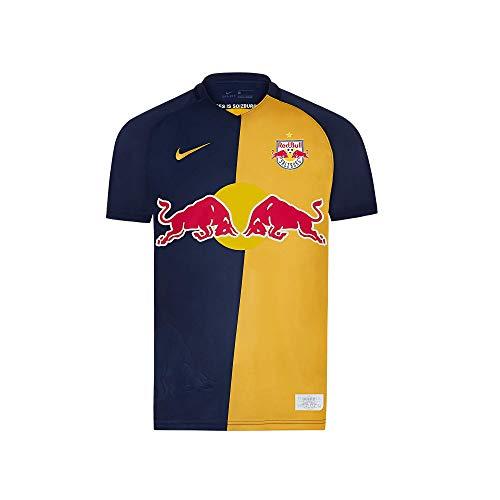 Red Bull Salzburg Away Camiseta 20/21, Niños Medium - Original Merchandise