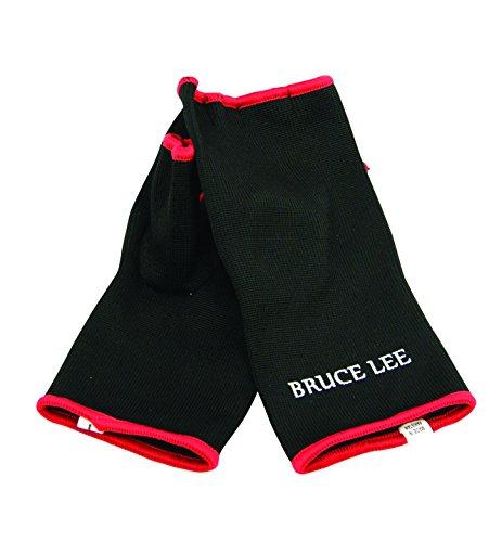 Bruce Lee Boxbandagen Easy Fit, rot schwarz, L/XL