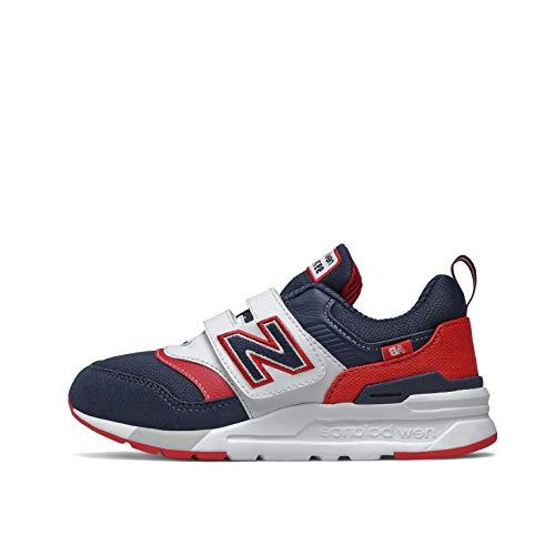 New Balance PZ997HVN, Sneaker Unisex-Bambini, Azul, 35 EU