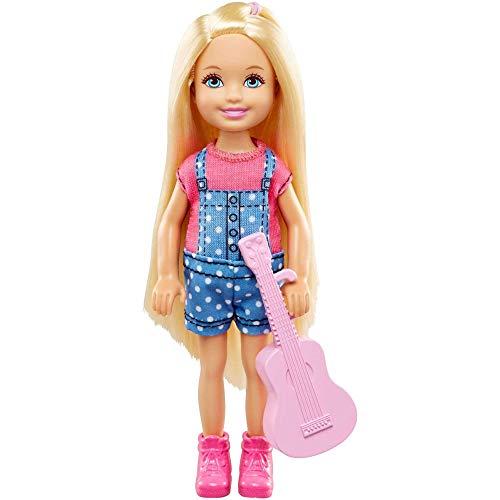 Barbie Sisters Camping Fun - Chelsea Doll Sing Along