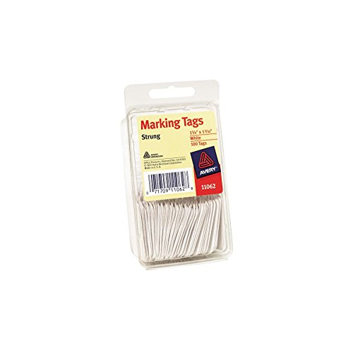 Blank Labeling Tags