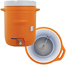 Homebrewers Outpost Cooler (10 Gal) - Mash Tun