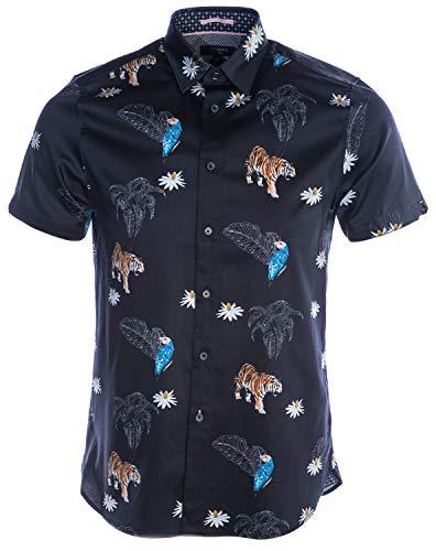 Ted Baker Kochops - Camiseta de manga corta, color azul marino -  Azul marino -  Large