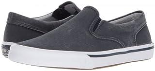 Sperry(スペリー) メンズ 男性用 シューズ 靴 スニーカー 運動靴 Striper II Twin Gore - Sailwash Navy [並行輸入品]