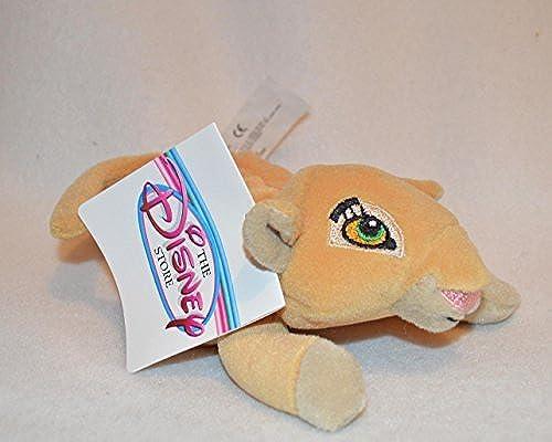Disney Nala Mini Bean Bag Plush Toy New with Tag 8 by Disney