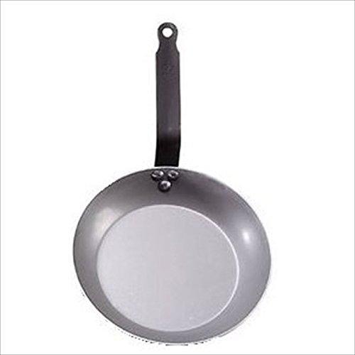 de Buyer Steel Frying Pan, Made of Heavy Quality Steel - 20cm (8) by De Buyer