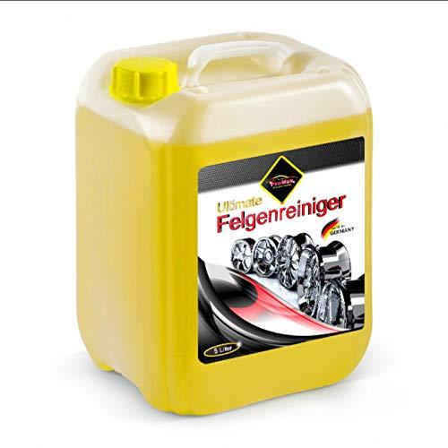RedFOX24 Premium ProMax Felgenreiniger Alufelgenreiniger gewerblicher Felgenreiniger 5 Liter