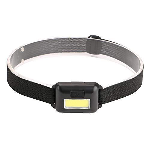 kashyk LED Stirnlampe,12 LEDs Kopflampe 90° Einstellbarer Abstrahlwinkel Blinker,Ultrahohe Helligkeit Wasserdicht für Nacht Angeln Laufen Jagd Lesen Camping