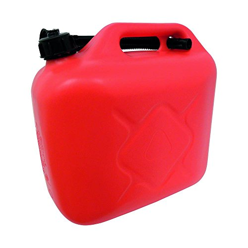 Carpoint 0110061 Benzinkanister 10 L 670 g, rot