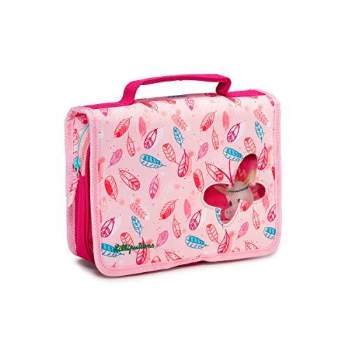 Lilliputiens 84414 Kulturtasche Badetasche für Kinder, praktisch für zu Hause oder unterwegs, Größe 22x19x7cm