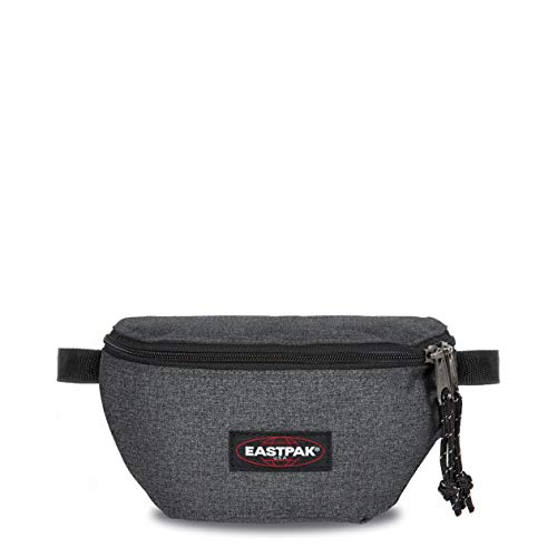 Eastpak Springer Riñonera, 23 Cm, 2 L, Gris (Black Denim)
