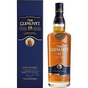 【父の日ギフトに】ザ・グレンリベット 18年 シングルモルト [ ウイスキー スコットランド 700ml ] [ギフトBox入り]