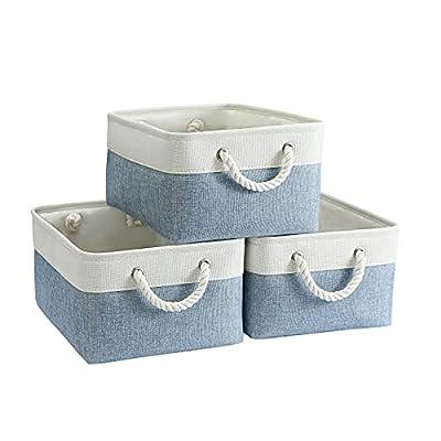 Foldable Storage Basket Cube Storage Bin for Sh...