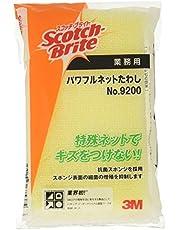 3M スコッチ・ブライト パワフルネットたわし9200 9200