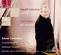 Orff/Stravinsky: Catulli Carmi