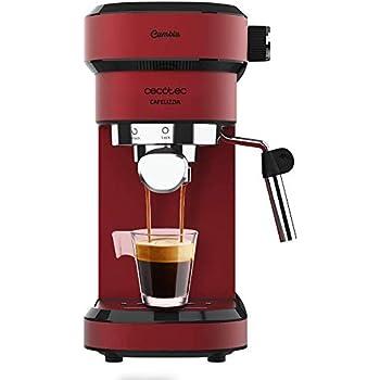 Cecotec Cafelizzia 790 Shiny - Cafetera para Espressos y ...